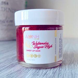 🍉 Aminnah | Watermelon Sugar High Lip Mask